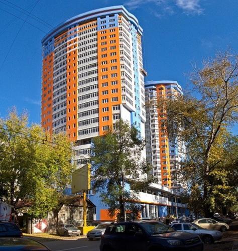 . Apartments SarKvartira na Dzerzhinskogo
