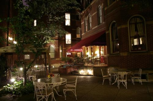 The Priory Hotel - Bed And Breakfast - Pittsburgh, PA 15212
