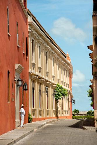 Calle Del Torno, 39 - 29 Barrio San Diego, Cartagena de Indias, 130015, Colombia.