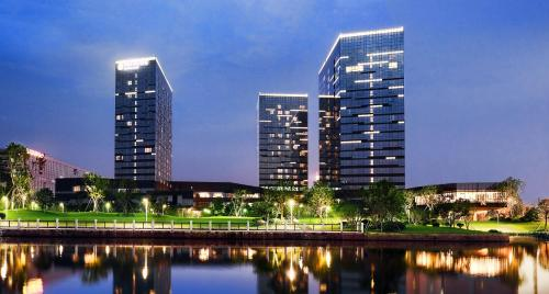 . Pan Pacific Serviced Suites Ningbo
