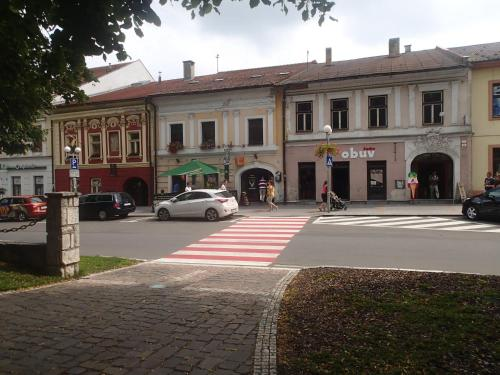 Penzión a Reštaurácia u Jeleňa - Stará Ľubovňa
