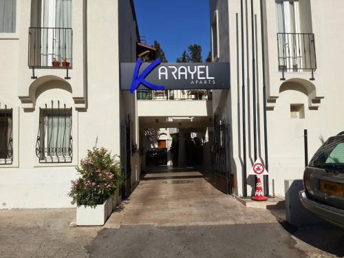 Bodrum City Karayel Apart Hotel adres