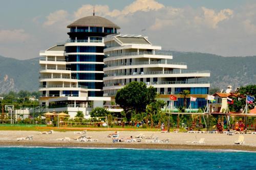 Kızılot Raymar Hotels & Resorts - Ultra All Inclusive yol tarifi