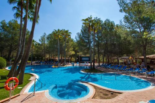 Valentin Park Club Hotel, Paguera