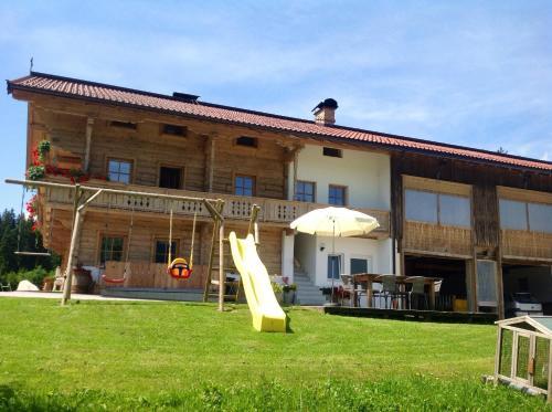Ferienhof Formegg Hopfgarten im Brixental