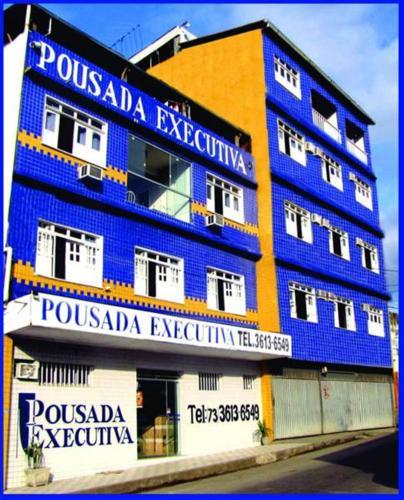 . Hotel Pousada Executiva Itabuna