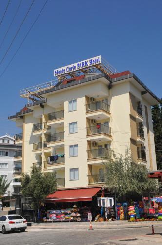 Alanya Monte Carlo Park Hotel yol tarifi