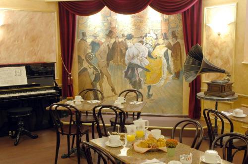 Hotel Saint Jacques photo 13