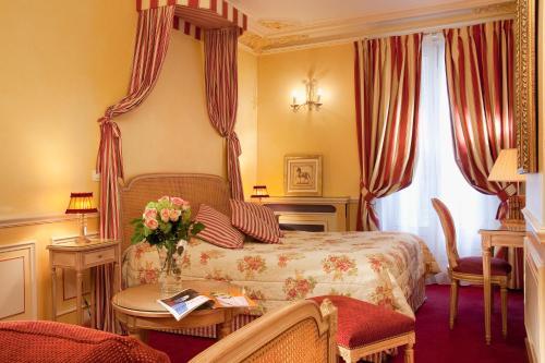 Hotel Saint Jacques photo 25