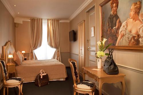 Hotel Saint Jacques photo 31