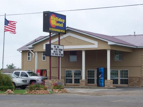 Holiday Motel - Hugo, OK 74743