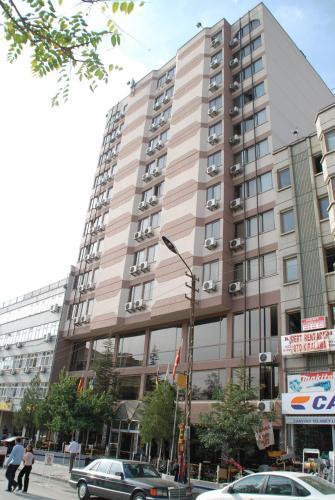 Ankara Akyuz Hotel telefon