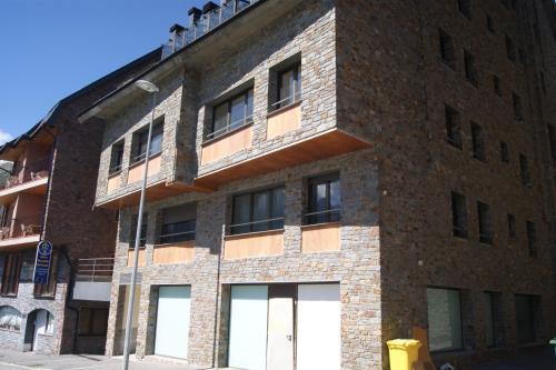 Фото отеля Apartamentos Borruscall