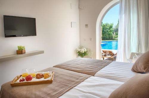 Double or Twin Room Hostalet de Begur - Adults Only 22