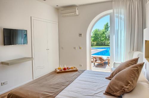 Habitación Doble - 1 o 2 camas Hostalet de Begur - Adults Only 21