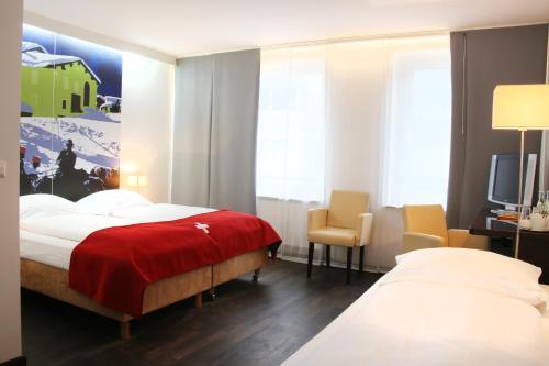 Helvetia Hotel Munich City Center photo 19
