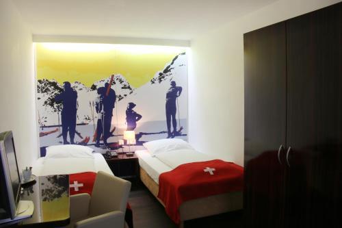 Helvetia Hotel Munich City Center photo 6