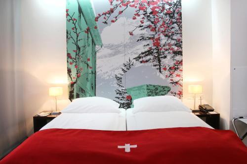 Helvetia Hotel Munich City Center impression