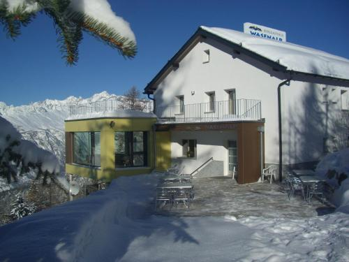 . Berggasthaus Wasenalp