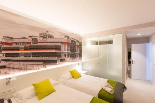 Hotel Bilbao City Rooms 1