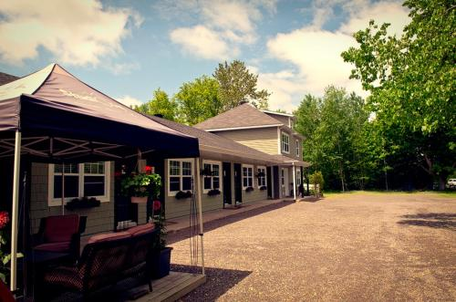 Accommodation in Bromont