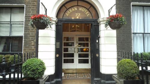 Arran House Hotel, Bloomsbury