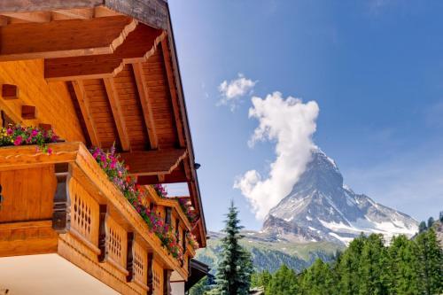 Jägerhof Appartements Zermatt