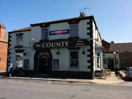 The County Hotel (with B&B)