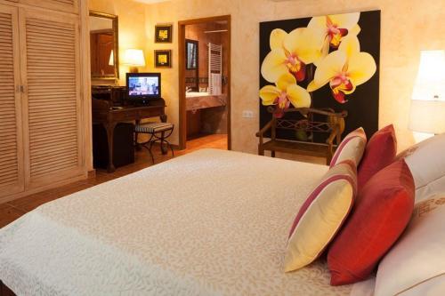 Double Room Hotel Rural Cas Pla 1