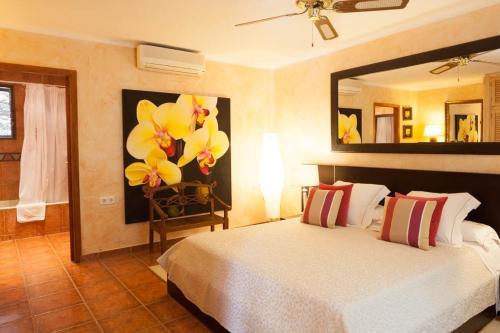 Double Room Hotel Rural Cas Pla 2