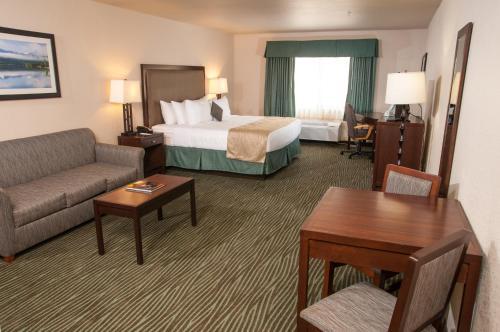 Best Western Plus Eagle Lodge & Suites - Eagle, CO 81631