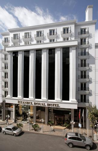 Istanbul Istanbul Royal Hotel contact
