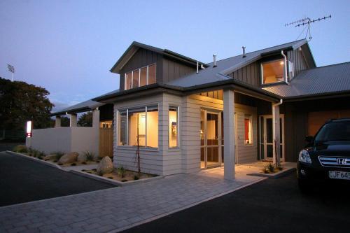 Arena Lodge - Accommodation - Palmerston North