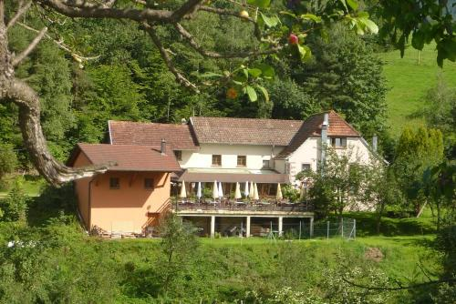 Accommodation in Sainte-Croix-aux-Mines
