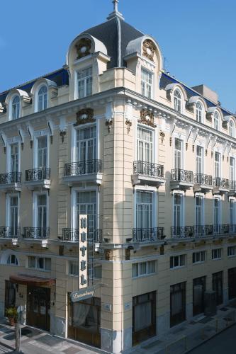 Hotel Luxembourg, 54624 Thessaloniki