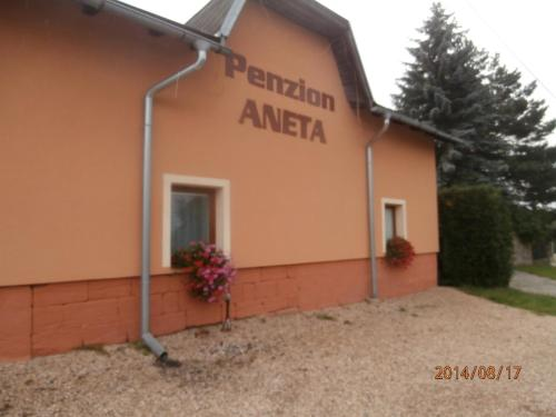 . Penzion Aneta