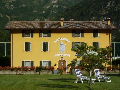Agritur Ca' Scudiera - Hotel - Belluno Veronese