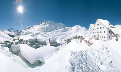 Chalet Hotel St.Christoph - St Christoph am Arlberg