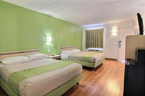 Motel 6 Austin Central South University Of Texas Hotel