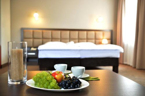 . Dwór Spalice SPA Residence & Restaurant Lawendowa Restauracja