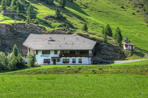 Alt Poschach Obergurgl