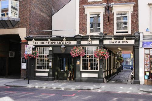 St Christopher's The Inn - London Bridge (B&B)