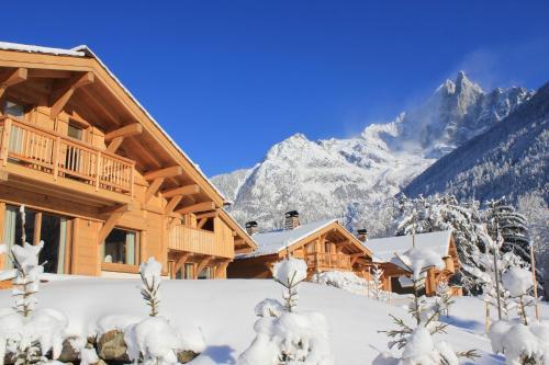 Les Chalets des Liarets - Location, gîte - Chamonix-Mont-Blanc