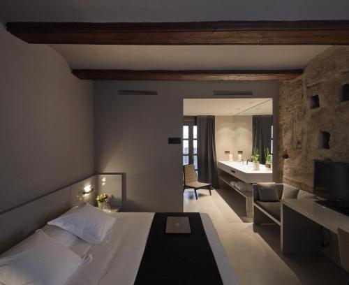Doppel- oder Zweibettzimmer - Einzelnutzung Caro Hotel 18