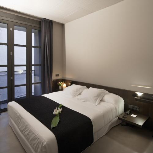 Doppel- oder Zweibettzimmer - Einzelnutzung Caro Hotel 17