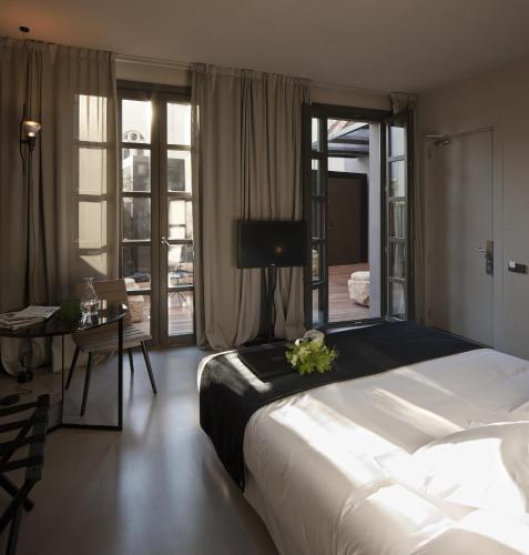 Superior Doppel- oder Zweibettzimmer - Einzelnutzung Caro Hotel 33