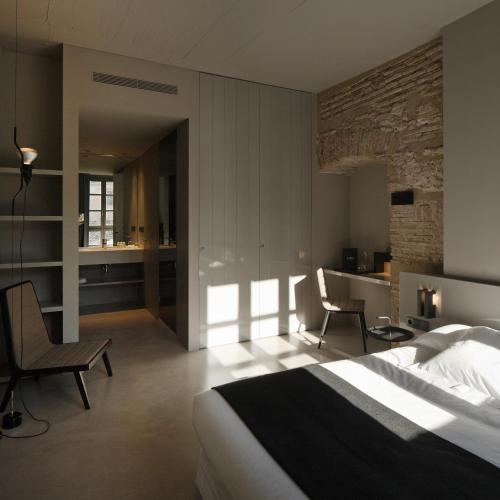 Habitación Doble Superior - 1 o 2 camas - Uso individual Caro Hotel 15