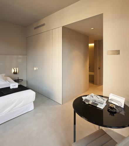 Habitación Doble Superior - 1 o 2 camas - Uso individual Caro Hotel 18