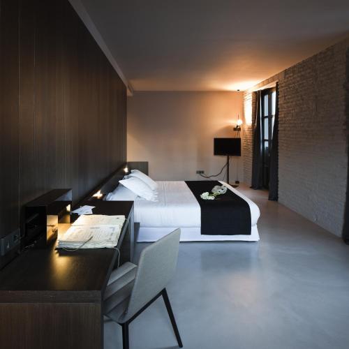 Habitación Doble Executive - 1 o 2 camas - Uso individual Caro Hotel 6