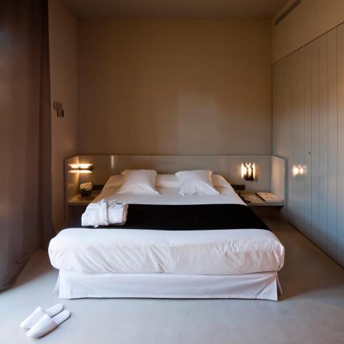Doppel- oder Zweibettzimmer - Einzelnutzung Caro Hotel 15